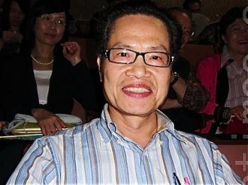 Mr. Liang Chuanji, President of Hunan Iron & Steel Company Ltd.  (Dai Deman/The Epoch Times)