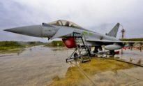 MPs Slam MoD Over Typhoon Multi-role Jet Aircraft Programme