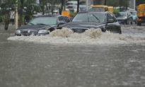 Floods and Landslides Strike South China