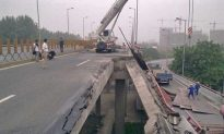 Two Bridges Collapse in China Within 24 Hours