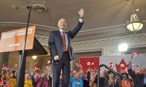 NDP Surge Continues, Poised to Change Political Dynamic