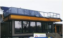 Innovative Eco-Homes Project Completed in Edmonton