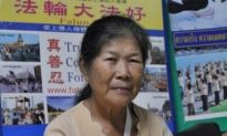 72-Year-Old Protester Attacked Before Bangkok's Chinese Embassy
