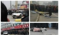 Drunk Chinese Police Chief Kills at Least Five, Causing Riot
