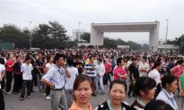 Six Thousand Shoe Factory Workers on Strike in China