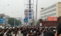 Thousands of Workers Strike at Plant in Shenzhen, China