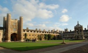 Cambridge University Disbands Chinese Students and Scholars Association