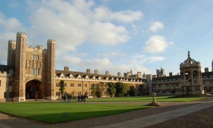 Cambridge University campus (Loic Vennin/AFP/Getty Images)