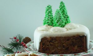 Winter Fruit Cake
