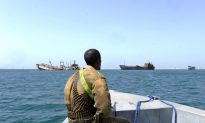 Global Sea Piracy Reaches a Five-Year Low