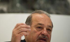 Carlos Slim Helu Richest Man in the World