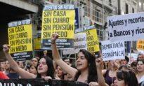Spain's Unemployment Threatens Economic Stability
