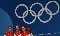 Olympics: Day One Results