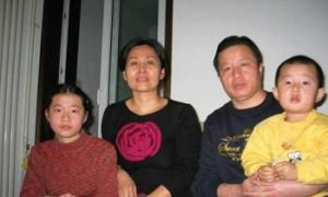 Gao Zhisheng's Wife and Children Arrive in the U.S.