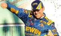 McMurray Wins Rule-Restricted Talladega NASCAR Race