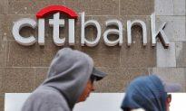 Citigroup Earnings Drop 32 Percent