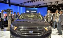 Ford Taurus 2013: Now With Heated Steering Wheels