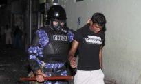 Police Break Up Maldives Protests
