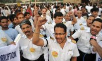 Most Domestic Flights Grounded by Air India Pilots' Strike