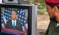 US Sets Interests Aside to Support Arab Spring