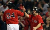 Boston Red Sox Beat Chicago Cubs 15-5