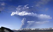 Iceland's Volcanic Ash Cloud Likely to Disrupt UK Flights