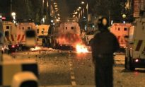 Three Civilians Shot and Wounded in Belfast Riots