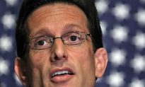 Cantor Withdraws From Biden Budget Talks