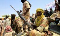 UN Peacekeepers Captured by Darfur Rebels