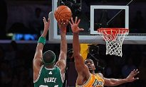 Celtics Down Lakers in 2010 NBA Finals Rematch