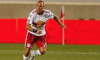 New York Red Bulls Play to a 1-1 Tie in Chicago