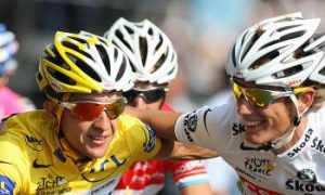 Carlos Sastre Wins the 2008 Tour de France