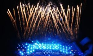 Beijing Faked Part of Opening Ceremony Fireworks