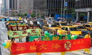 A Colorful Parade Lights Up Manhattan