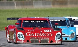 Gurney Wins Overall, Pontiac Sweeps at Grand Am VIR 250