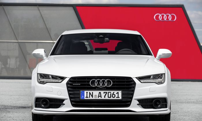 2016 Audi A7 (Courtesy of Audi)