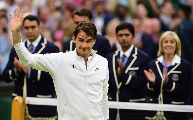 Roger Federer has lost in the Wimbledon finals each of the past two years to Novak Djokovic. (Shaun Botterill/Getty Images)