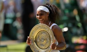 Why Serena Williams Will Likely Break Steffi Graf's Major-Record
