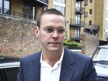James Murdoch in London in July 2011. (Warren Allott/AFP/Getty Images)