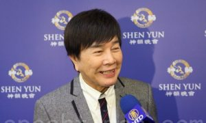 Taiwanese Singer: One Would Regret Missing Shen Yun