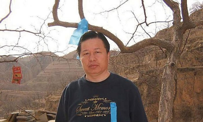 Human rights attorney Gao Zhisheng (The Epoch Times)