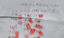Villagers in China Beginning to Strengthen Voice Against Regime