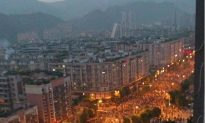 'Strolling' Protests Escalate in Chongqing