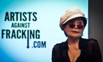 Make Art Not Gas, Says Yoko Ono