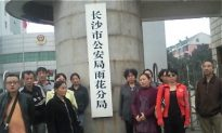 Chinese Veterans Beaten for Petitioning