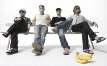 """ROCK SENSATION: Every live concert of Monkey Majik has been sold out in Japan since the popular Canadian/Japanese rock band released its first single, """"Fly,"""" in January 2006.  (Monkey Majik)"""
