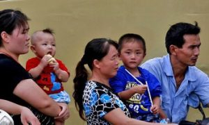 Eight Kindergartners Injured in Knife Attack in China