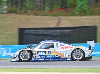 Ricky Taylor qualified third in the #10 SunTrust Dallara Chevrolet. (James Fish/The Epoch Times)