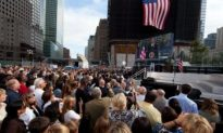 Ten Years After 9/11, Memorial Opens with Official Ceremony