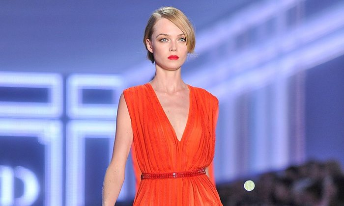 Christian Dior ready-to-wear, Spring/Summer 2012. (Pascal Le Segretain/Getty Images)